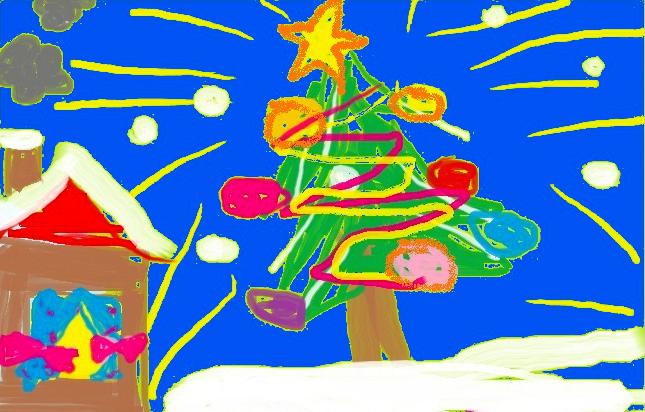 Lo spirito del Natale passato