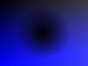 tunnel con stelle