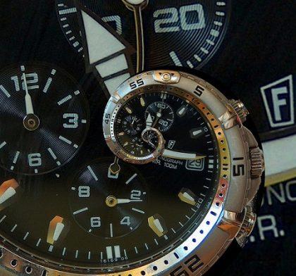 orologio infinito